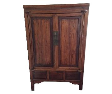 Indonesian Style Armoire
