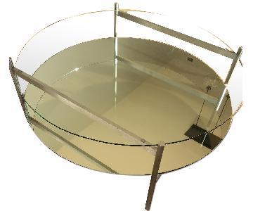 Yield Design Circular Coffee Table