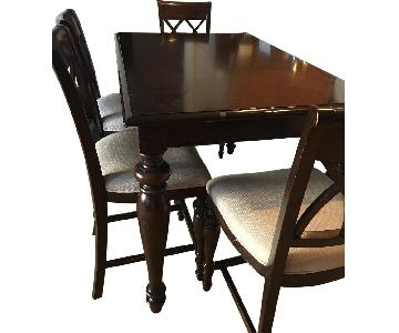 Macy's Dining Table w/ 4 Chairs