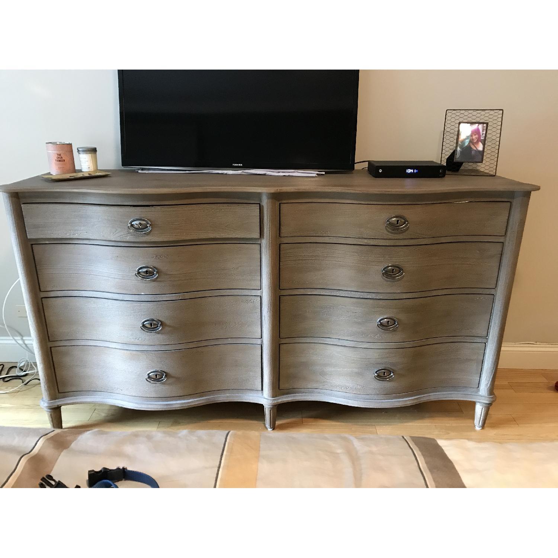 Restoration Hardware Empire Rosette 8-Drawer Dresser