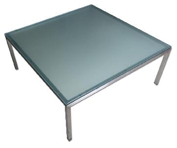 Room & Board Square Coffee Table