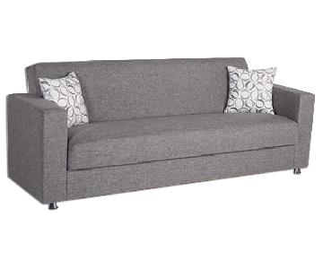 Istikbal Tokyo Sunset Sofa in Diego Gray