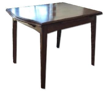 Vintage Table w/ Extending Leaves