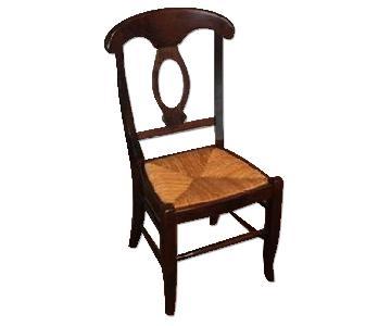 Pottery Barn Napoleon Chairs