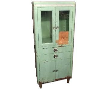 Vintage Medical Cabnet