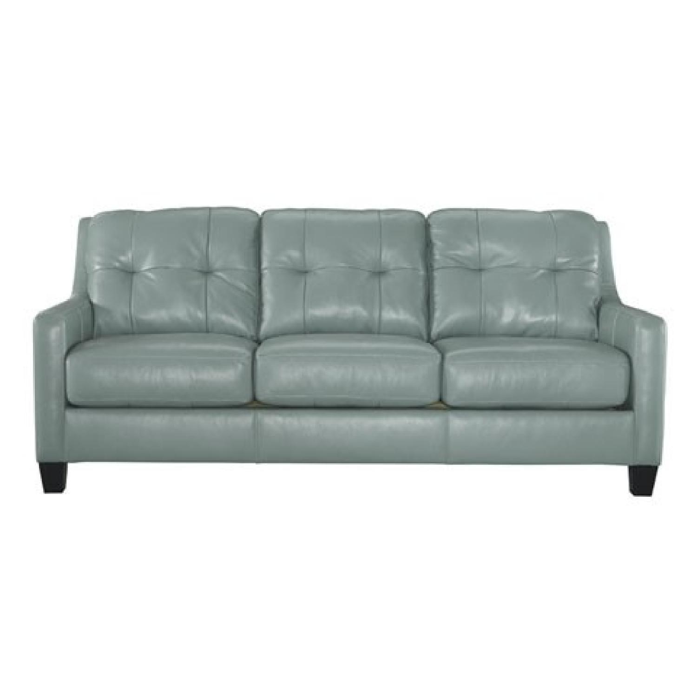 Ashley's O'kean Sky Sofa