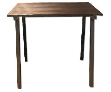 CB2 Tall Dining Table