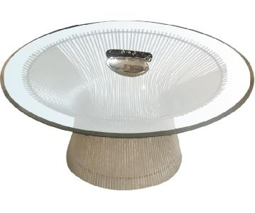Design Within Reach Knoll Platner Coffee Table