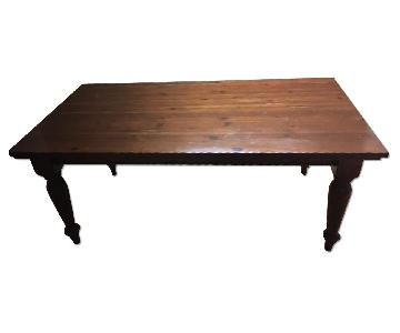 Pottery Barn Dining Room Table
