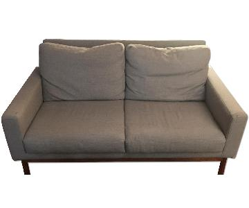 Design within Reach Raleigh sofa