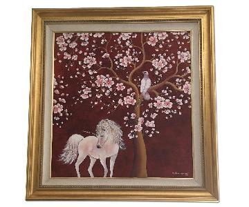 Yannis Amoryanos Greek Mythology Painting