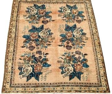 Antique Persian Shiraz Afshar Area Rug