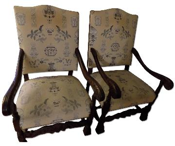Golden Oldies Hall Chairs