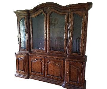 Century Furniture Breakfront