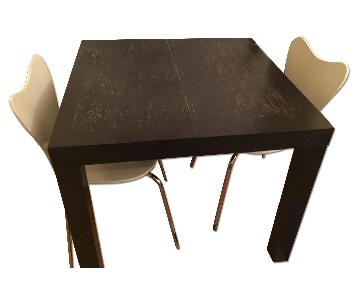 West Elm Table w/ 2 Chairs