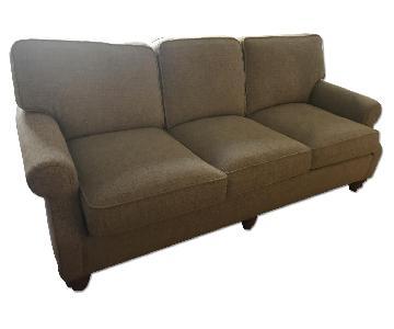 Tweed Fabric Sofa