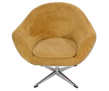 Sweden Danish Modern Overman AB Pod Chair