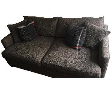 Crate & Barrel Lounge II Petite Sofa