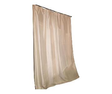 Restoration Hardware Thai Silk Drapery Panel