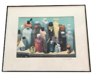 Steven E. Walker Framed Print