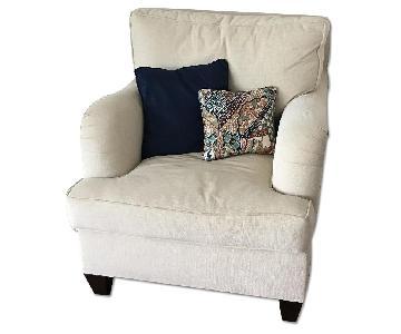 Ralph Lauren 3 Seater Sofa + 2 Chairs