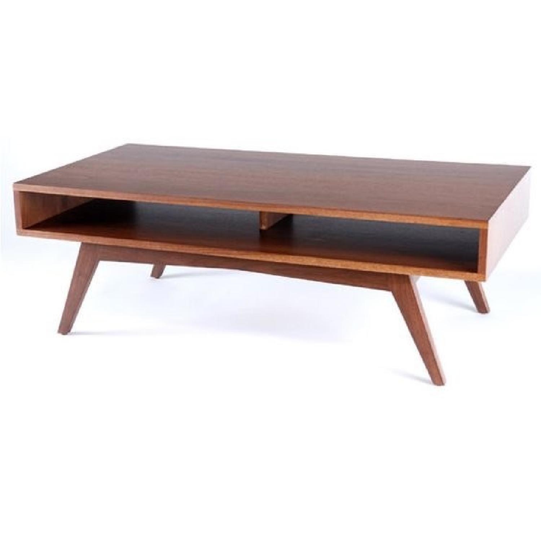 Hayneedle Mid Century Modern Coffee Side Table Aptdeco