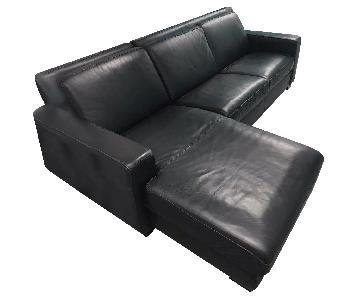 Divani Chateau D'Ax 2 Piece Sectional + Lounge Chair