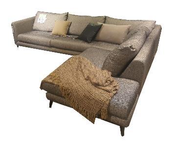 BoConcept Fargo Corner Sectional Sofa