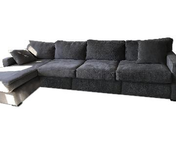 Macy's Rhyder 4-Piece Sectional w/ Chaise