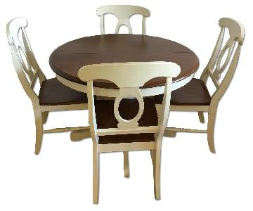 Raymour & Flanigan 5 Piece Dining Set