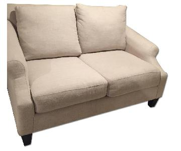 Raymour & Flanigan Loveseat + Chair