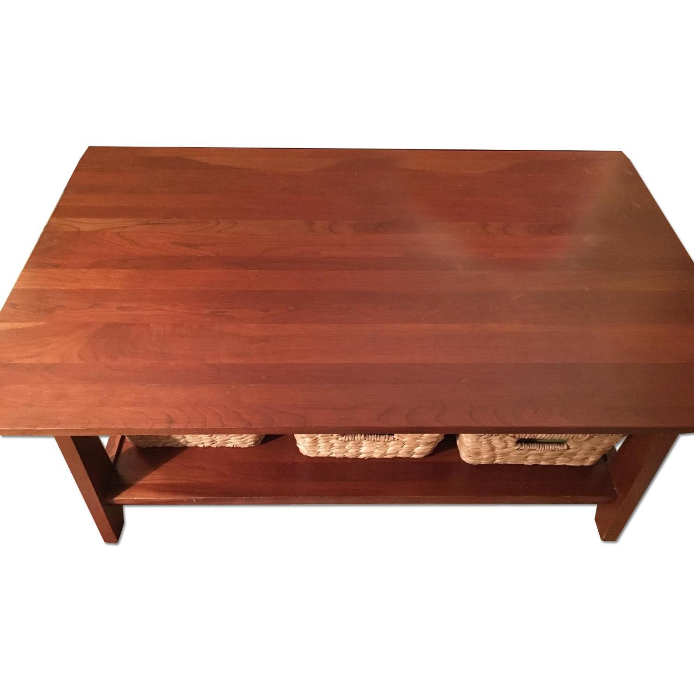 Ethan Allen Coffee Table AptDeco