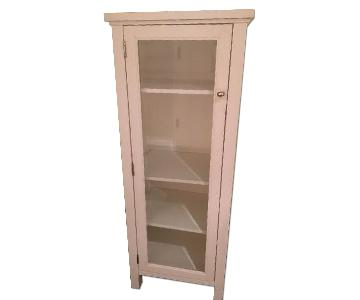 Pottery Barn Bathroom Storage Cabinet