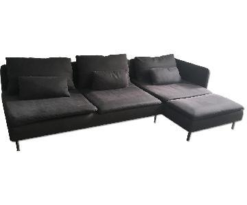 Ikea Fabric Modular/Sectional Sofa