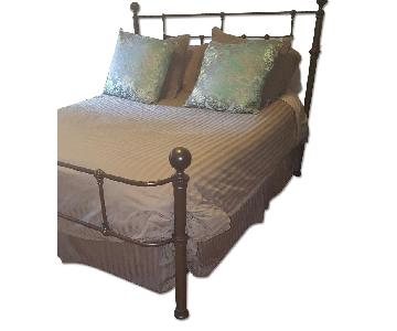 Pottery Barn Mendocino Bed Frame