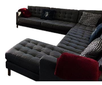 Ikea Sectional Sofa w/ Chaise