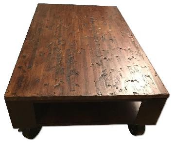 Raymour & Flaingan Coffee Table