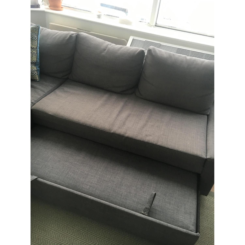 Ikea Sectional Sofabed AptDeco