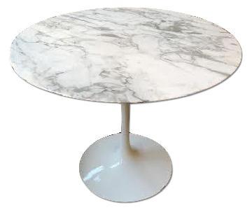 Design Within Reach Saarinen Round Marble Table