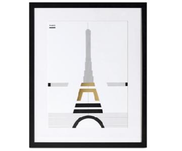 BoConcept Artwork - Paris