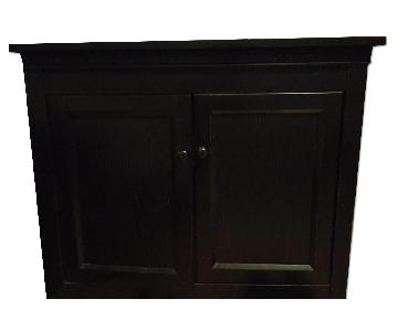 Pottery Barn Cabinet