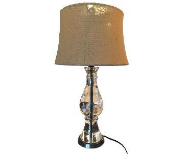 Pottery Barn Marston Crystal Table Lamp