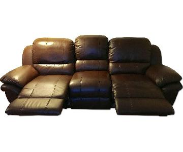 Bob's 3 Seat Reclining Couch