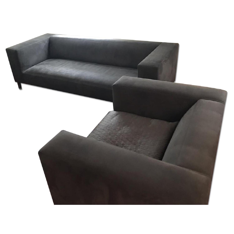 Room & Board 3 Seater Sofa + One Seater Sofa
