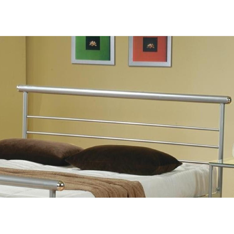 Modern Full Size Metal Platform Bed Frame AptDeco
