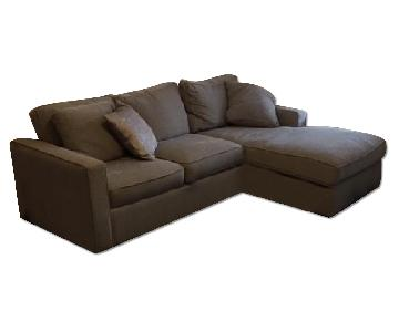 Room & Board York Sectional Sofa