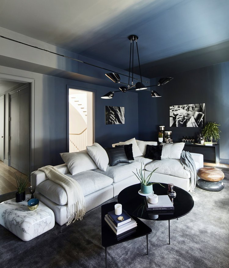 Tina Ramchandani: Soho Modern Apartment - NYC