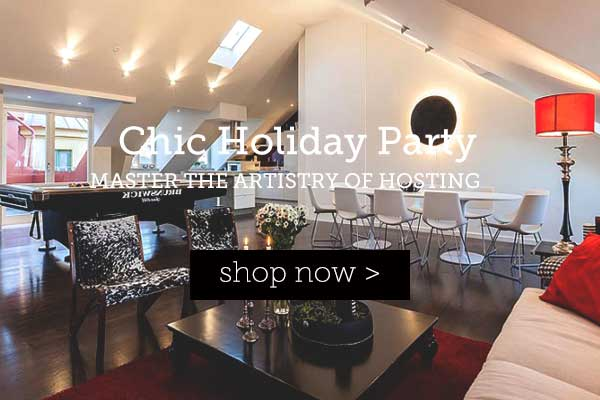 Chic Holiday Party